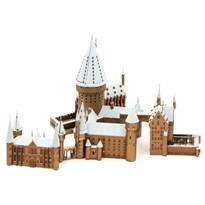 Металлический 3D конструктор Хогвартс (Hogwarts In Show Metal Earth) купить в Москве