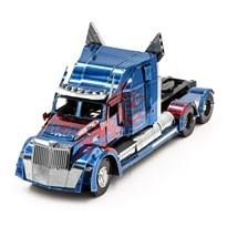 Металлический 3D конструктор Оптимус Прайм (Optimus Prime Western Star 5700 Truck) купить оригинал