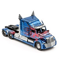 Металлический 3D конструктор Оптимус Прайм (Optimus Prime Western Star 5700 Truck) заказать