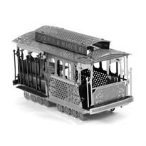 Металлический 3D конструктор Вагон Фуникулера (Cable Car Metal Earth) купить в Москве
