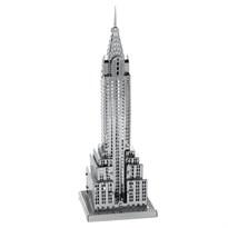 Металлический 3D конструктор Крайслер Билдинг (Chrysler Building Metal Earth) купить в Москве
