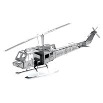Металлический 3D конструктор Вертолет (Huey UH-1 Helicopter Metal Earth) купить оригинал