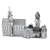 Металлический 3D конструктор Нойшванштайн (Neuschwanstein Castle Metal Earth) купить в Москве