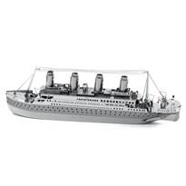 Металлический 3D конструктор Титаник (Titanic Ship Metal Earth) купить в Москве