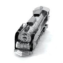 Металлический 3D конструктор Паровоз (Steam Locomotive Metal Earth) купить в Москве