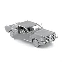 Металлический 3D конструктор Форд Мустанг 1965 (Ford Mustang Metal Earth) купить в Москве