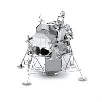 Металлический 3D конструктор Лунный модуль Аполлон (Apollo Lunar Module Metal Earth) купить в Москве