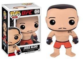 Фигурка Жозе Алду (Jose Aldo) из боев UFC
