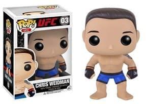 Фигурка Крис Вайдман (Chris Weidman) из боев UFC