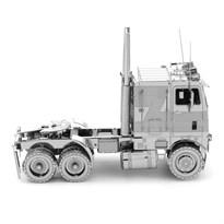 Металлический 3D конструктор Грузовая машина (Freightliner COE Truck Metal Earth) купить недорого