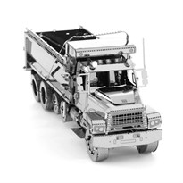 Металлический 3D конструктор Грузовая машина (Freightliner 114SD Dump Truck Metal Earth) купить в Москве