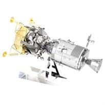 Металлический 3D конструктор Аполлон-11 (Apollo CSM with LM Metal Earth) купить в Москве