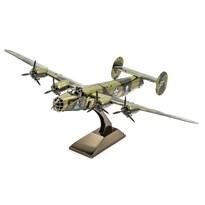 Металлический 3D конструктор бомбардировщик Либерейтор (B-24 Liberator Metal Earth) купить в Москве