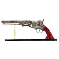 Металлический 3D конструктор Револьвер (Wild West Revolver Metal Earth) купить в Москве