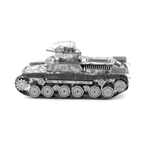 Металлический 3D конструктор Танк Чи-Ха (Chi-Ha Tank Metal Earth) купить в Москве