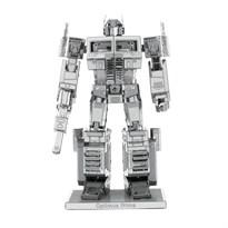 Металлический 3D конструктор Оптимус Прайм Трансформеры (Optimus Prime Transformers Metal Earth) купить в Москве