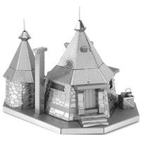 Металлический 3D конструктор Хижина Хагрида (Hagrid's Hut Metal Earth) купить в Москве