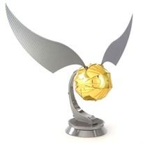 Металлический 3D конструктор Снитч (Golden Snitch Metal Earth) купить в Москве