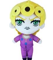Плюшевая кукла Джорно Джованна (JoJo's Bizarre Adventure) 15 см