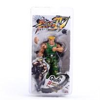 Подвижная Фигурка Стрит Файтер Gulie (Street Fighter IV series 2 Guile Action Figure) 17 см купить