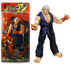 Подвижная Фигурка Кен Стрит Файтер (Street Fighter IV Ken) 17 см купить в России с доставкой