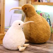 Плюшевая игрушка птица Киви 20 см купить с доставкой