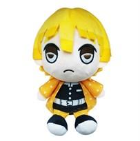 Плюшевая кукла Зеницу Агацума (Demon Slayer: Kimetsu no Yaiba) 20 см купить в России с доставкой