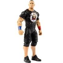 Подвижная фигурка Джон Сина в черной футболке (WWE Mattel John Cena) купить