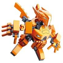 Комплект роботов Клинок Афины и Стальной Феникс из Тихоокеанский рубеж 3D конструктор совместим с лего купить в России с доставкой