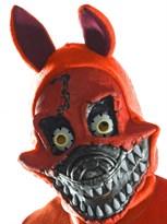 Маска Кошмарный Фокси (Nightmare Foxy Mask) купить в Росссии с доставкой