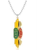 Ожерелье Центральный Парк из сериала Друзья купить в России с доставкой