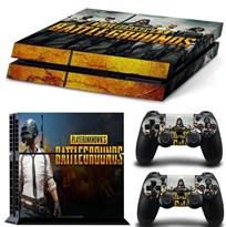 Наклейка для PS4 игрок PUBG (PlayerUnknown's Battlegrounds) купить в России с доставкой
