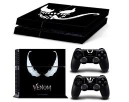Наклейка для PS4 Venom купить в России с доставкой