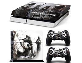 Наклейка для PS4 Rainbow Six купить в России с доставкой