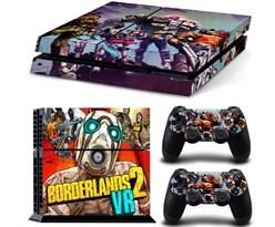 Наклейка для PS4 Бордэрлэндс (Borderlands 2 VR) купить в России с доставкой