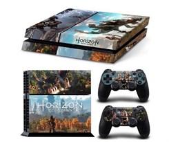 Наклейка для PS4 Горизонт (Horizon Zero Dawn) купить в России с доставкой