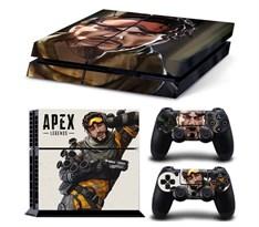 Наклейка для PS4 (Apex Legends) купить в России с доставкой