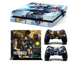 Наклейка для PS4 из игры Apex Legends купить в России с доставкой
