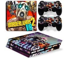 Наклейка для PS4 Pro Бордэрлэндс (Borderlands 2 VR) купить в России с доставкой