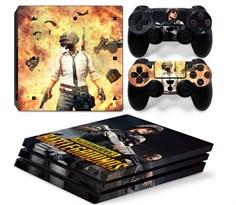Наклейка для PS4 Pro из игры PUBG (PlayerUnknown's Battlegrounds) купить в России с доставкой