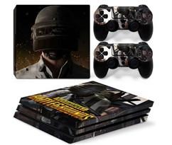 Наклейка для PS4 Pro PUBG (PlayerUnknown's Battlegrounds) купить в России с доставкой