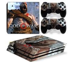 Наклейка для PS4 Pro Бог войны (God Of War) купить в России с доставкой