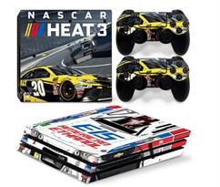 Наклейка для PS4 Pro Nascar heat 3 купить в России
