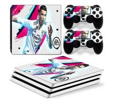 Наклейка для PS4 Pro FIFA 19 купить в России с доставкой