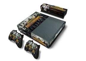 Наклейка для XBOX One ПУБГ (PlayerUnknown's Battlegrounds) купить в России с доставкой