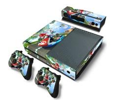 Наклейка для XBOX One Супер Марио (Super Mario) купить в России с доставкой