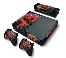 Наклейка для XBOX One Человек-паук (Spider-Man) купить в России с доставкой
