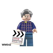Фигурка совместимая с Lego Стивен Спилберг