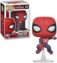 Фигурка Человек-паук (Funko POP! Games: Spider-Man - Spider-Man) № 334