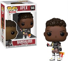 Фигурка Бангалор (Funko Pop! Games: Apex Legends - Bangalore) № 546